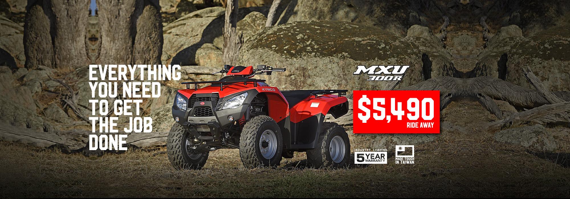 MXU300R