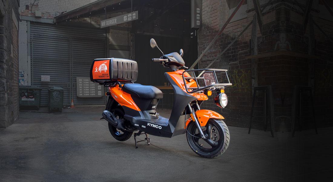 Kymco Agility Carry 125